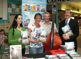 Martina Anderson at a recent launch of the book