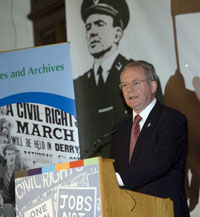 40 YEARS ON: 'What happened in Derry 1968 is directly relevant to where we are today'