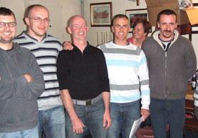 PARTICIPANTS: Ruairí Ó Murchú, Darren O'Rourke, Eamon Nolan, Banjo Bannon, Jessie Dalton