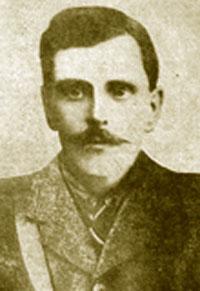 Commandant Mick Fitzgerald