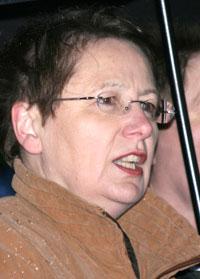 The main address was delivered by Sinn Féin MEP Bairbre de Brún