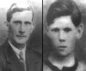 Pat Loughnane agus Harry Loughnane