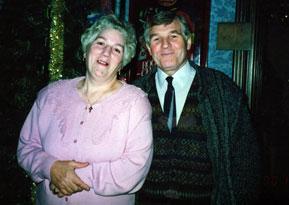 ROSIE AND EDDIE CAUGHEY