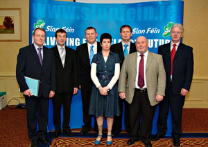 LAOIS/OFFALY ELECTION TEAM