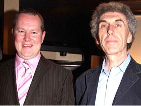 CONVENTION: Cllr. Seamus Morris and Tom O'Donoghue