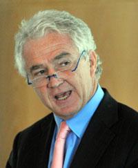 UNACCEPTABLE: Anglo Irish chief Seán FitzPatrick