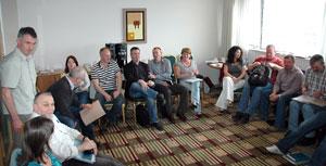 Sinn Féin line managers meet