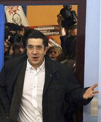 PSE LEADER: Patxi López