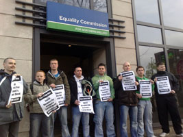 ÓGRA: Take their case for the Easter Lily to the Equality Commission