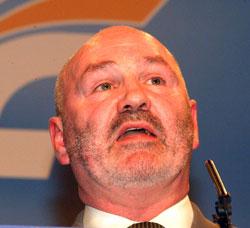 Sinn Féin MLA Alex Maskey