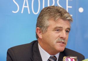 Sinn Féin Social and Family Affairs spokesperson Arthur Morgan
