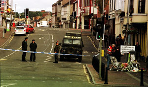 OMAGH: RUC officers refused to give evidence