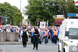 sectarian provocation: The leadership of the Orange Order can no longer abdicate its responsibilities