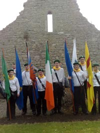 REMEMBERING THE PAST: Na Fianna Éireann proudly remembered in Monaghan