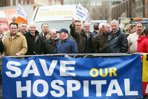 DISASTER: Decision flies in the face of all appeals from front-line healthcare workers
