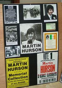 ÓGRA SHINN FÉIN: Proud of Martin Hurson and all the Hunger Strikers