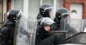 RFJ CONCERNED: The PSNI need to be held to account for the use of plastic bullets