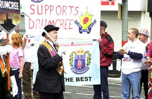 PARADES ISSUE: Orange Order must address their concerns in a dignified way