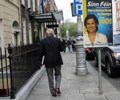 MARY LOU McDONALD: 'Ireland and Europe can do much better'