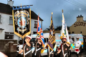 RASHARKIN: A 90% nationalist village sees unwanted loyalist parades