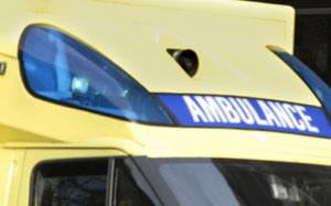 AMBULANCE: Serious concern over Russian Roulette type service