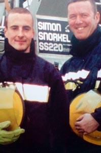 Mark O'Shaughnessy and Brian Murray