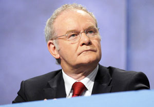 Martin McGuinness: DUP leader proposals are fantasy politics