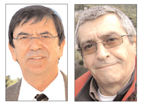 FRANCE WOULD SAY NON: Michel Vaxes and Jean-Marc Fourneyron