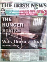 The Irish News, Monday 28 September 2009