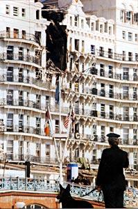 Grand Hotel, Brighton after the IRA bomb
