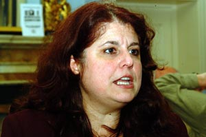 Cuban Ambassador to Ireland, Teresita Trujillo