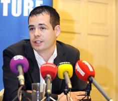 Sinn Féin Spokesperson on Education Pearse Doherty