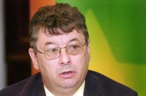 Navan Mayor Joe Reilly
