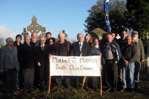 The new Michael J. Marren Sinn Féin Cumann