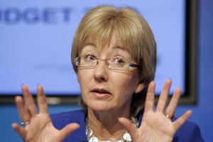 Minister for Social and Family Affairs Mary Hanafin