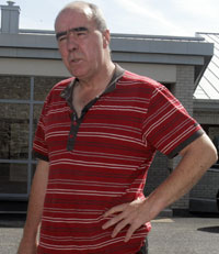 Pat O'Donnell jailed for seven months