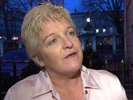 Spokesperson for the Irish Thalidomide Association Finola Cassidy