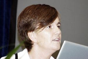 welcomed review: Sinn Féin Education Minister Caitríona Ruane