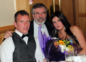 Connor, Gerry and Bronagh