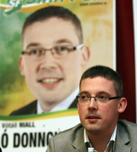 Niall Ó Donnghaile