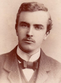 Michael O'Rahilly circa 1899