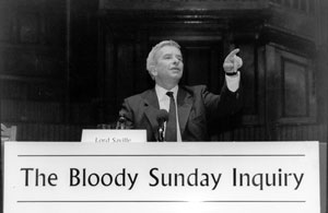 Relatives of those killed and wounded on Bloody Sunday have called for Lord Saville's report to  published immediately